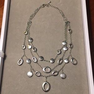 Lia Sophia Multi strand Necklace